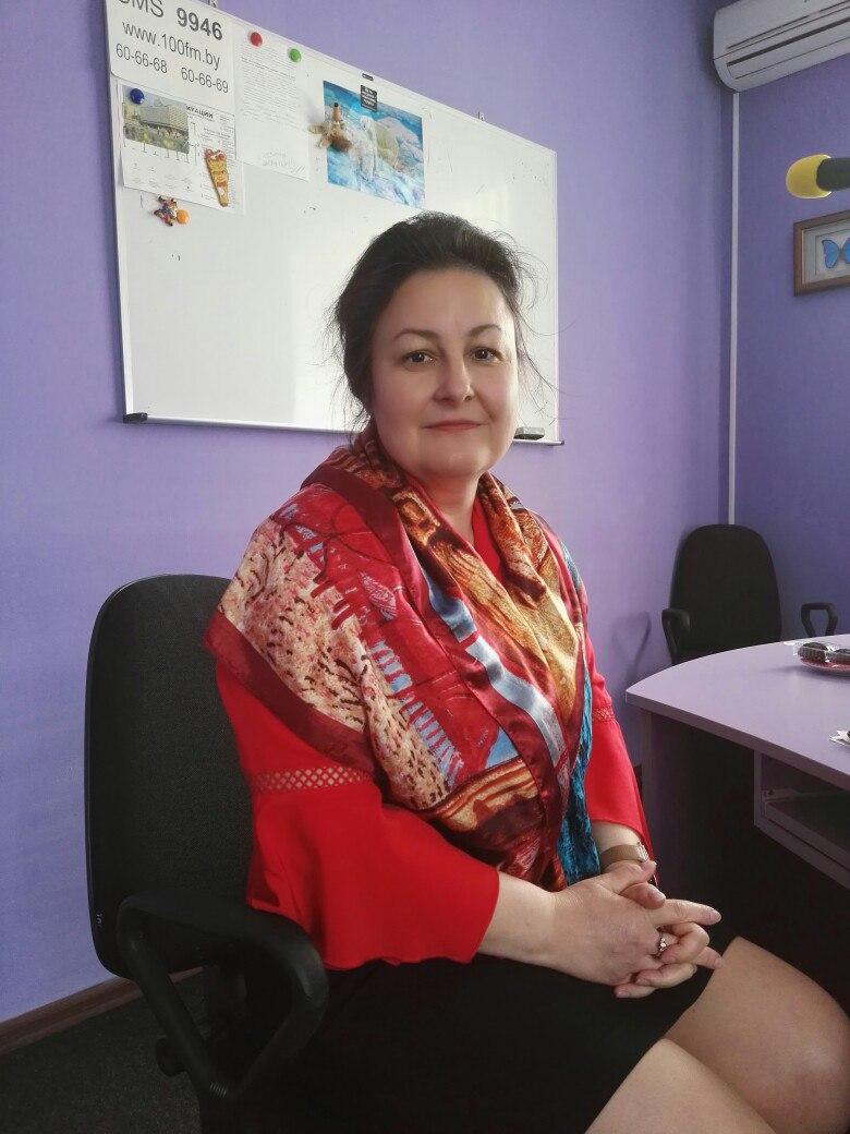 Лариса Вадимовна Кислач
